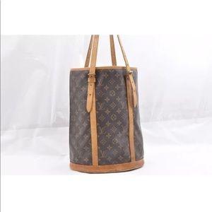 Louis Vuitton authentic Bucket Bag